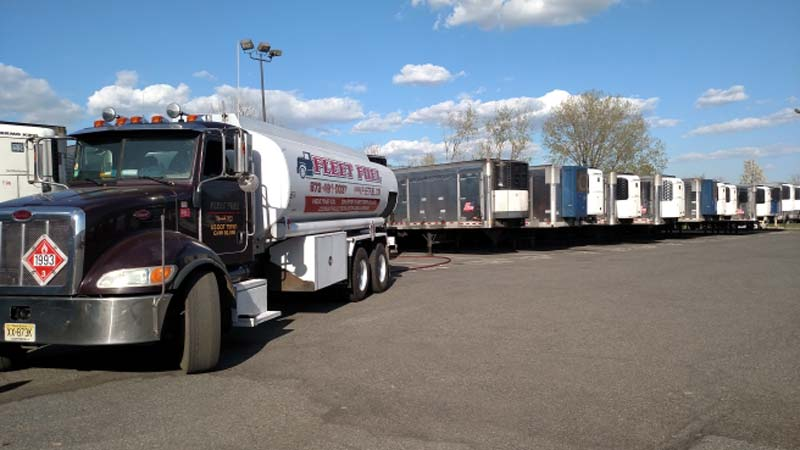 Fleet Fuel On-site Diesel Fuel Delivery Company NJ, NYC, PA