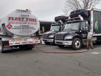Fleet Fuel On-site Diesel Fueling Service New Jersey and New York
