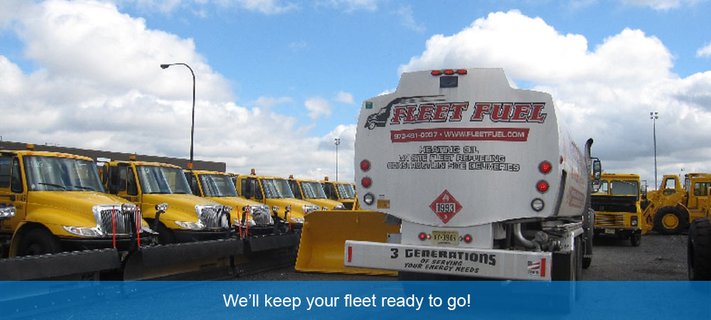Fleet Fuel On-site Diesel Fueling Service NJ