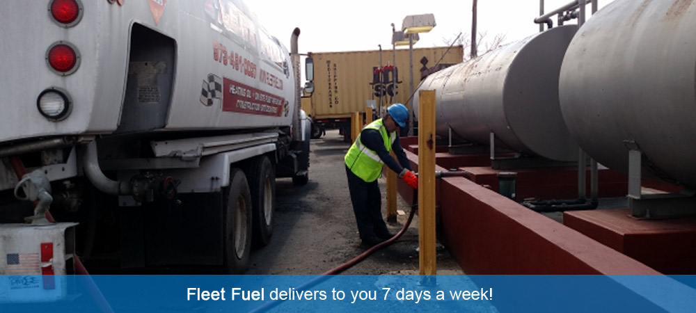 Fleet Fuel On-site Commercial Heating Oil Delivery NJ, NYC, PA
